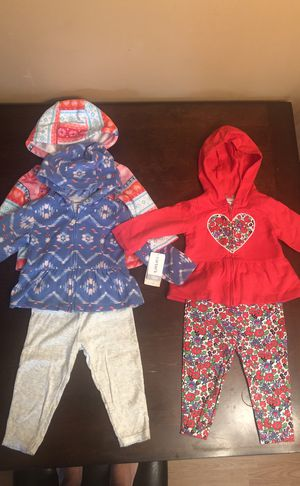 Baby Girls 12 month outfits for Sale in Falls Church, VA