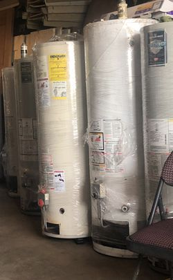 Water heaters and wall heaters sales new and used boilers Thumbnail