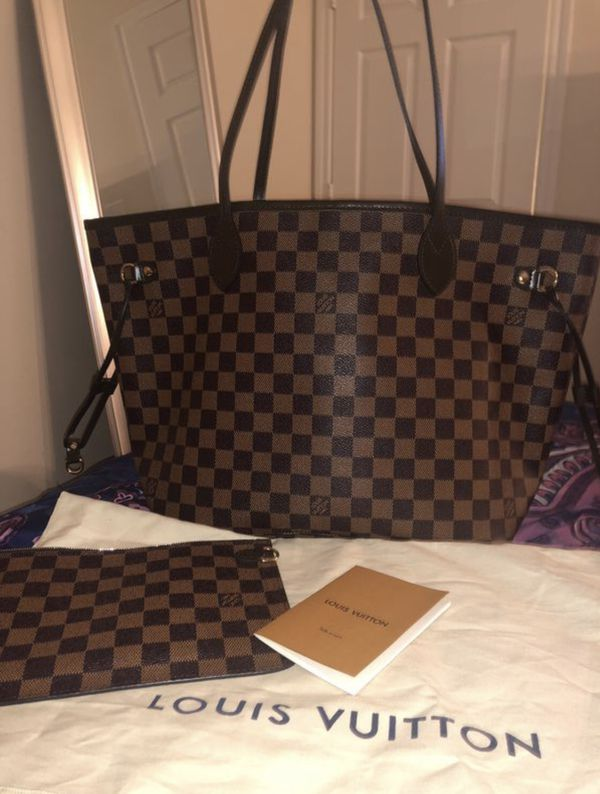 90588d74daf1 Louis Vuitton neverfull for Sale in Cabazon