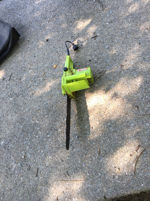 Electric chainsaw for Sale in Lincolnia, VA