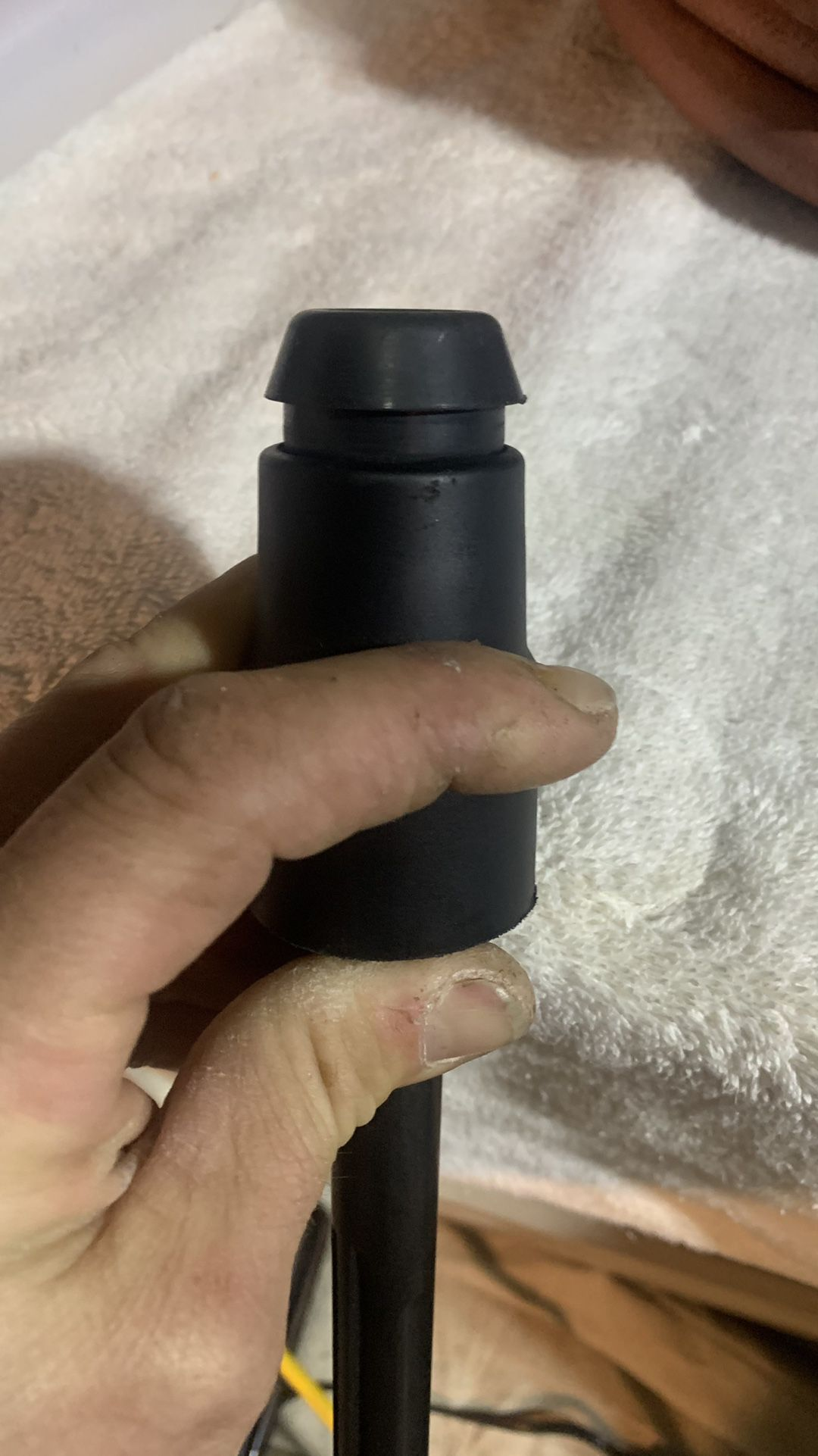 Seven eights SDS rotary hammer adapter