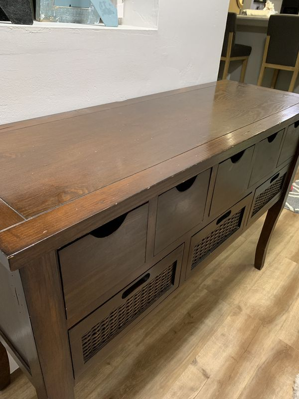 Side Table Pier One Credenza For Sale In Hialeah Fl Offerup