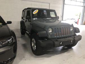 2015 Jeep Wrangler sport for Sale in Alexandria, VA