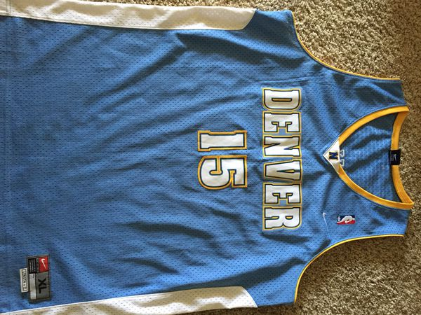 5f4981d50 Carmelo nuggets jersey for Sale in Indianapolis
