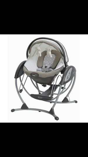 Graco Soothing System Glider - Baby swing for Sale in Vienna, VA