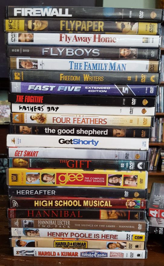 New And Used Dvds For Sale In Livermore Ca Offerup
