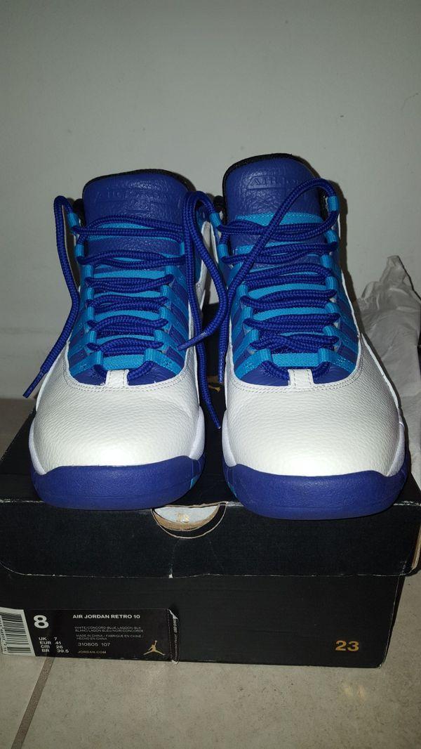 77614669cabb21 Nike air Jordan retro 10 (Clothing   Shoes) in Coconut Creek