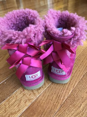 UGGs - toddler size 10 for Sale in Vienna, VA