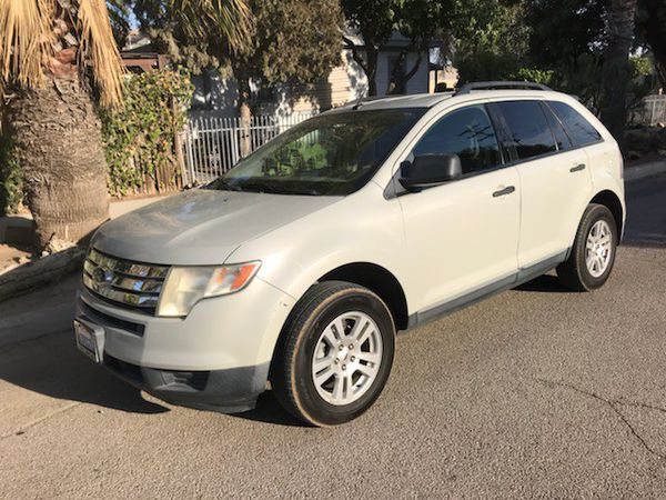 07 Ford Edge 3rd Row Seating Current Tags Low Miles For Sale In