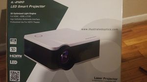 LED Smart Projector for Sale in Houston, TX