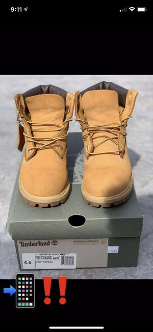 New and Used Timberland boots for Sale in South San