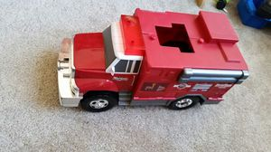 Tonka Firetruck for Sale in Ashburn, VA