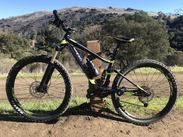 1249eaa9bc6 Mountain bike size XS Giant Stance 2 2018 for Sale in San Jose, CA ...
