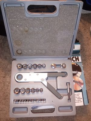 Power wrench set 29 pieces for Sale in Kissimmee, FL