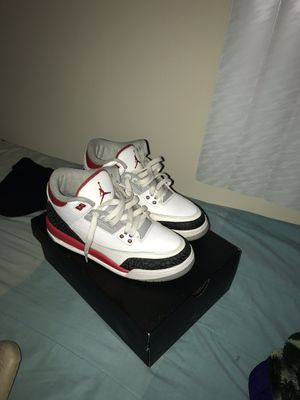 fire red 3s for Sale in Takoma Park, MD