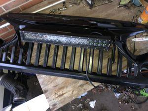 Jeep gladiator grill for Sale in Ashburn, VA