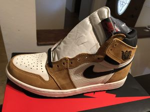 Jordan Rookie of the year size 10, 11, for Sale in Modesto, CA