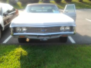 1969 Chevy Impala for Sale in Washington, DC