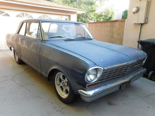 1964 Chevy Nova Project Car for Sale in Claremont, CA - OfferUp