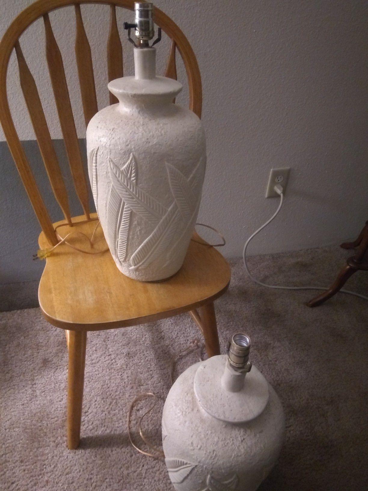 Indian design lamps