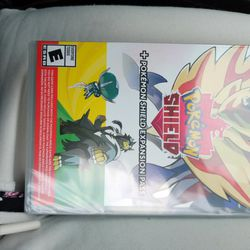 Brand New Pokemon Shield Expansion Pass Thumbnail