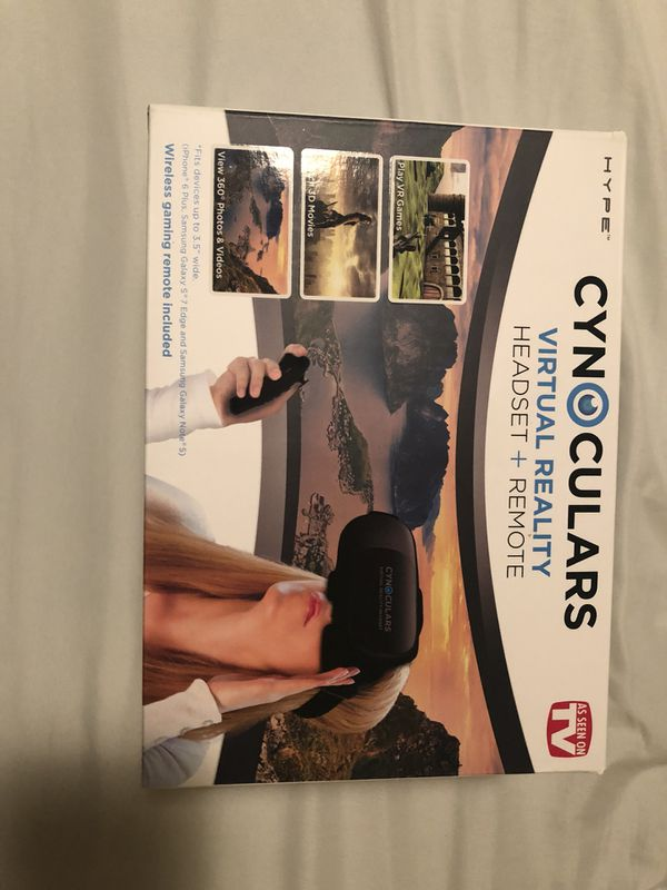 0df810b9f878 Cynoculars VR HEADSET for Sale in Garden Grove