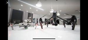 DJI inspire 1 drone complete kit for Sale in Orlando, FL