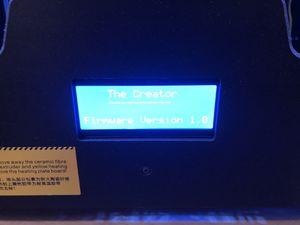 3D Printer - Flashforge for Sale in Fairfax, VA