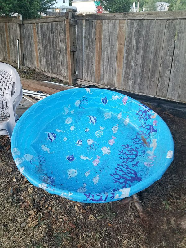 Hard Plastic Pool For Sale In Kent Wa Offerup