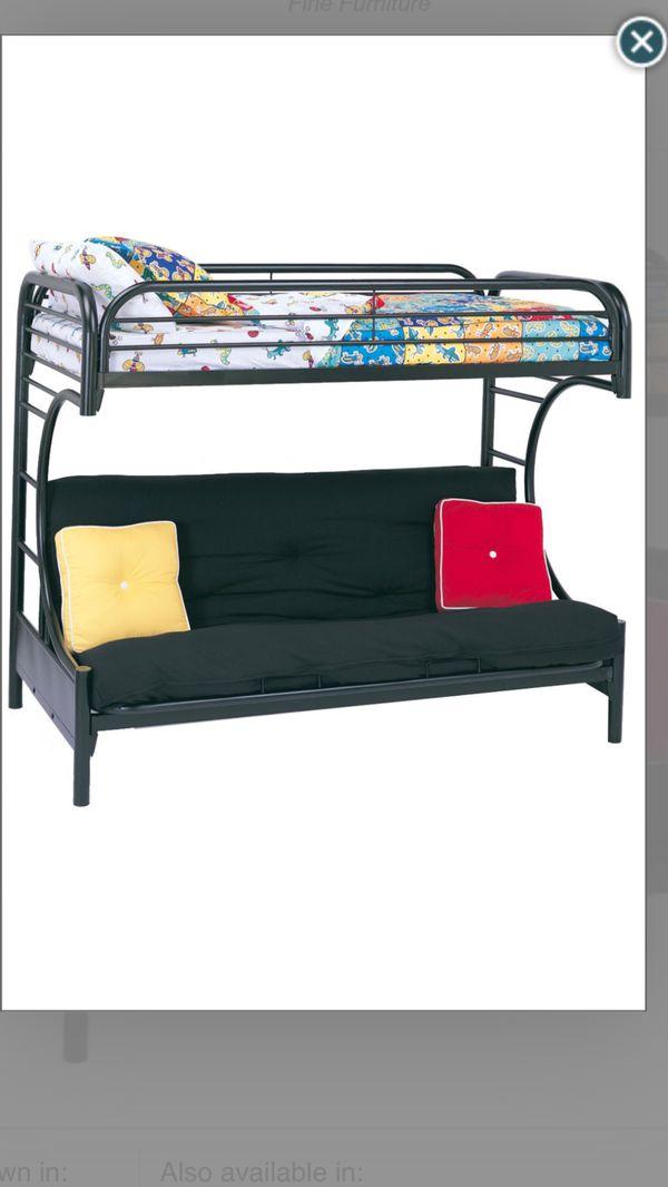 LOFT BUNK BED FUTON TRIPLE For Sale In Newport News VA