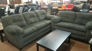 2 piece sofa set $39 down take home today for Sale in Fort Worth, TX
