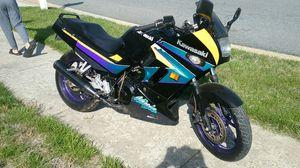 1996 Kawasaki Ninja for Sale in Accokeek, MD
