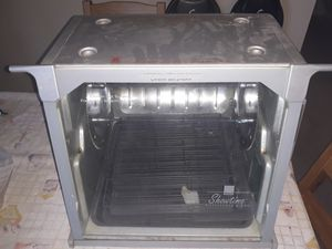 NEW-NO BOX....MISSING THE OVEN GLOVES, AND FOOD TIES....$40...OBO.... for Sale in Silver Spring, MD