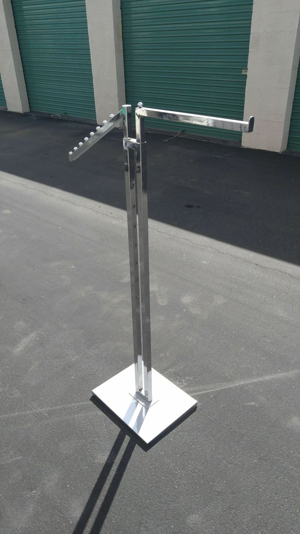 Adjustable Chrome Coat Rack For Sale In Phoenix Az Offerup