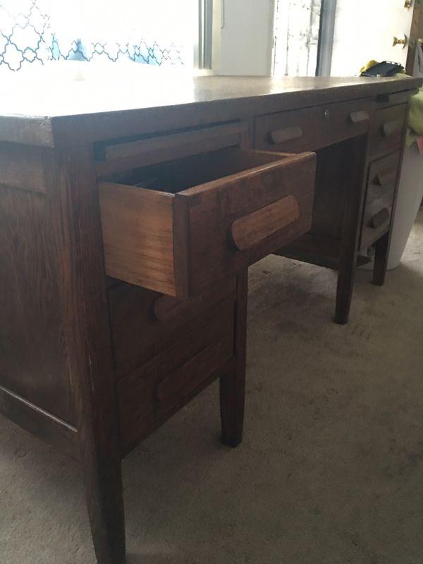 - Antique Desk (Antiques) In San Diego, CA - OfferUp