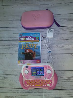 VTech Mobigo 2 Touch Learning System ( excellent condition ) for Sale in Frederick, MD