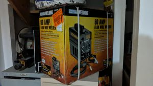 (New) Chicago Electric 90 AMP Flux Wire Welder for Sale in Wheaton, MD