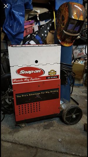 Snap-on mm140sl welder for Sale in Laurel, MD