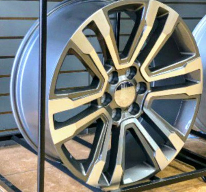 22x9 MONKEY WHEELS AND TIRES 265 35 22