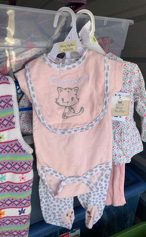 Three months baby clothing for Sale in North Springfield, VA
