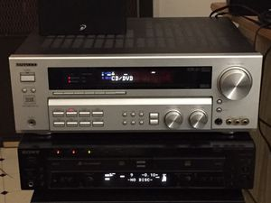Kenwood thx certified audio/vidio reciever for Sale in Houston, TX
