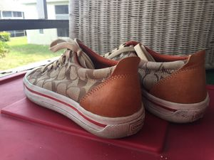 Coach shoes 9 for Sale in Wilton Manors, FL