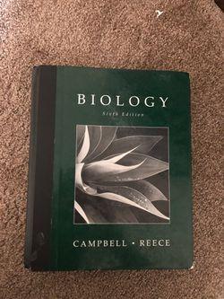 Biology sixth edition Thumbnail