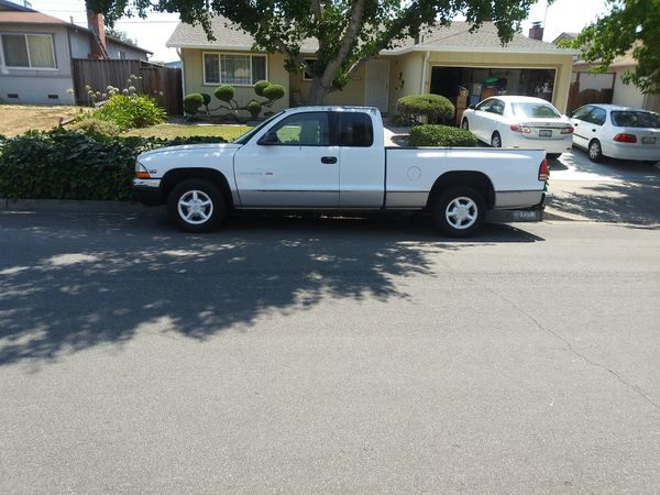 1998 Dodge Dakota King Cab V6 For Sale In Hayward Ca Offerup