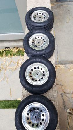 Rc truck wheels Thumbnail