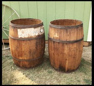 Old Dairy Barrels for Sale in Kirkland, WA