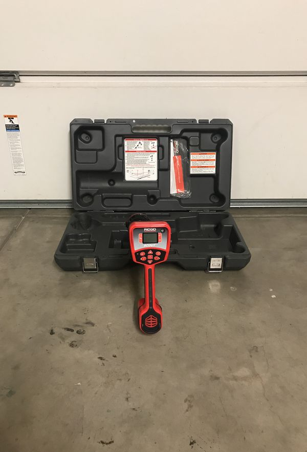 Ridgid Scout locator for Sale in San Jose, CA - OfferUp