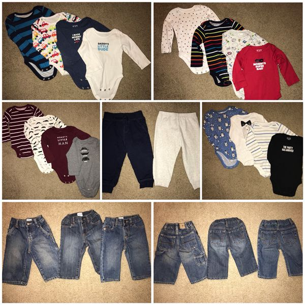 a3e653921 Baby boy The Children s Place brand clothing all size 9-12 months ...