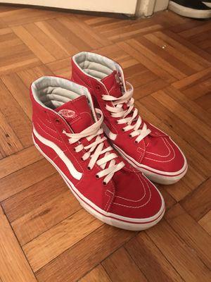 Vans Sk8-Hi Shoes for Sale in Arlington, VA