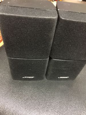 bose double speakers for Sale in Miami, FL